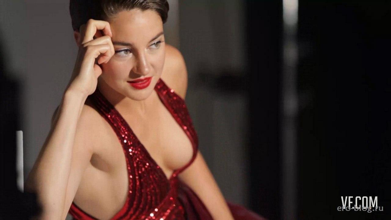 Голая обнаженная Shailene Woodley | Шейлин Вудли интимные фото звезды