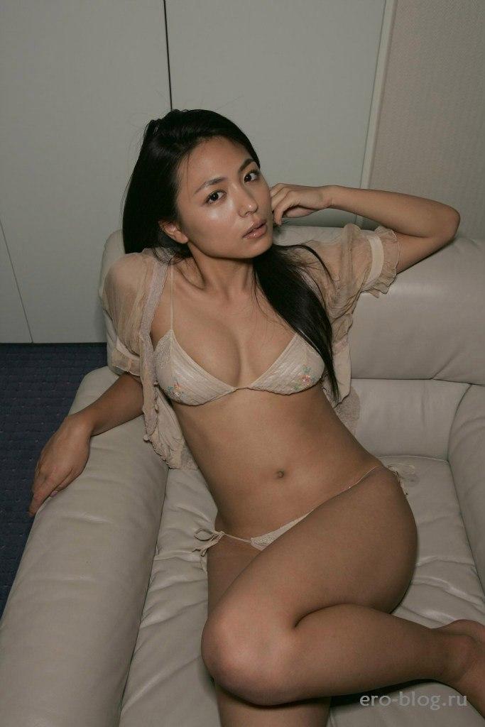 Голая обнаженная Yukie Kawamura | Юки Кавамура интимные фото звезды