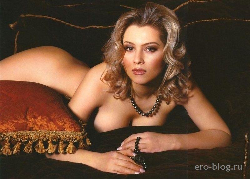 Голая обнаженная Лена Ленина интимные фото звезды