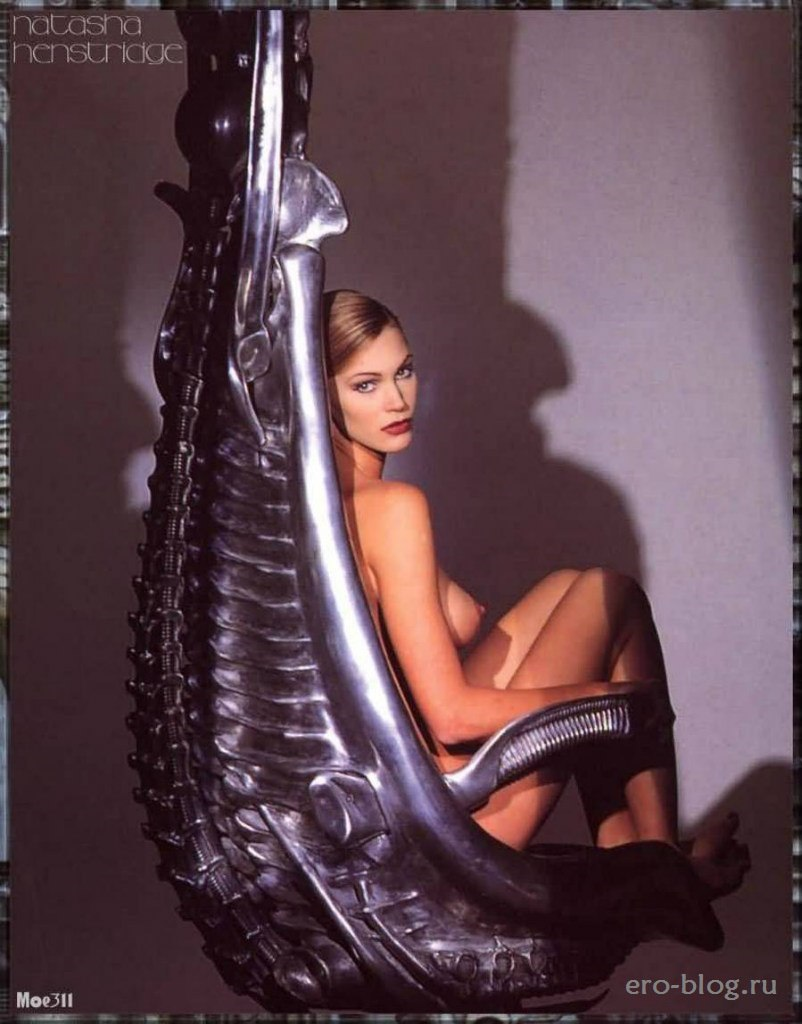Голая обнаженная Наташа Хенстридж интимные фото звезды