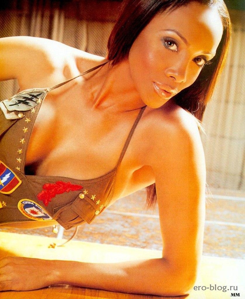 Голая обнаженная Vivica A Fox | Вивика Фокс интимные фото звезды