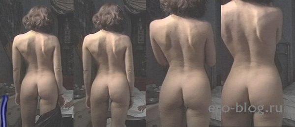 Голая обнаженная Екатерина Гусева интимные фото звезды