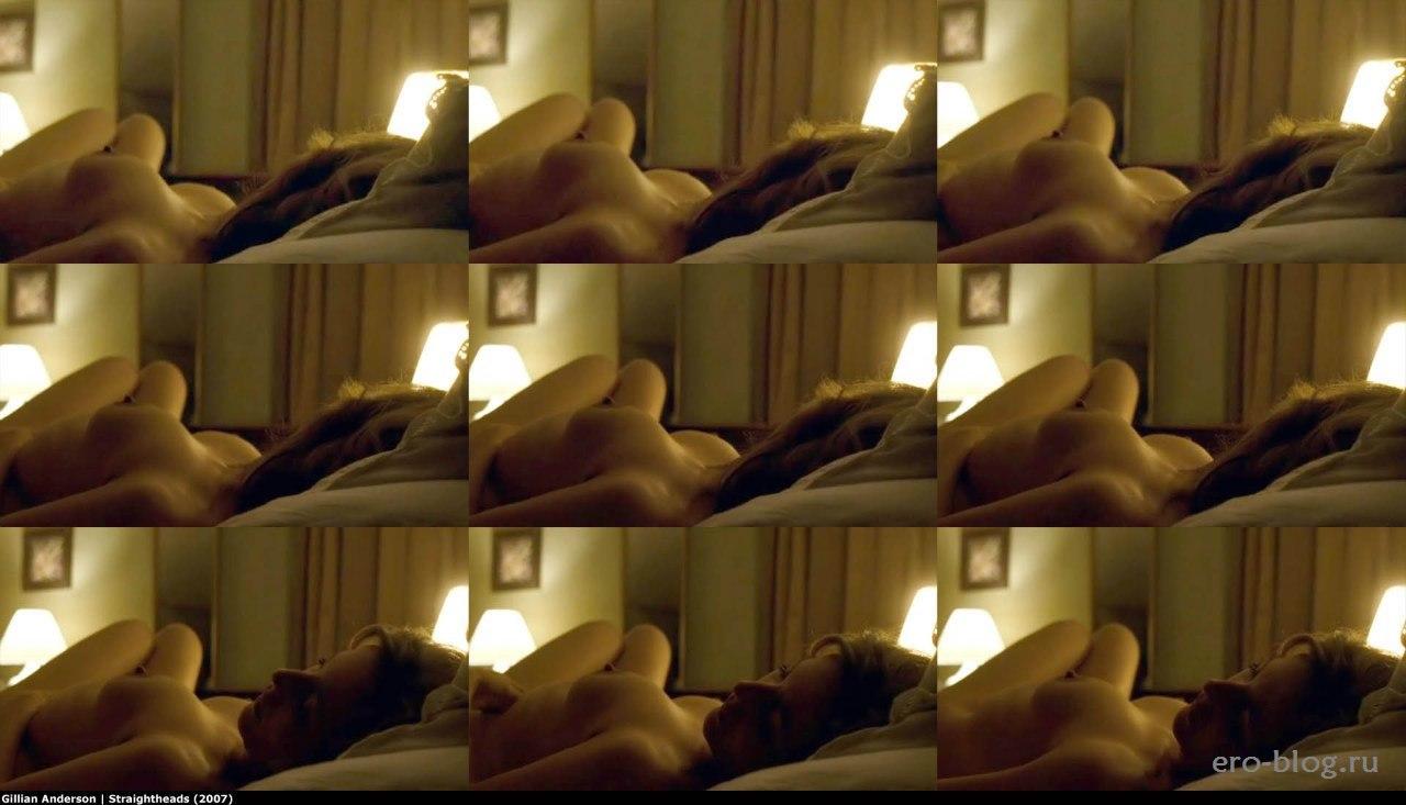 Голая обнаженная Джиллиан Андерсон интимные фото звезды