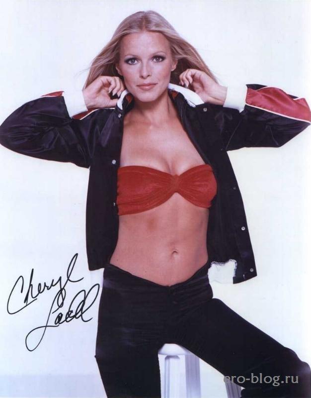 Голая обнаженная Cheryl Ladd | Шерил Лэдд интимные фото звезды