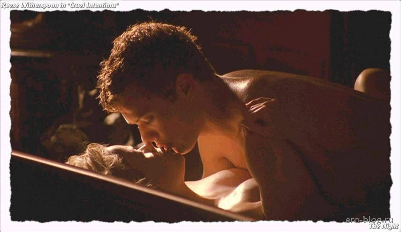 Голая обнаженная Reese Witherspoon | Риз Уизерспун интимные фото звезды