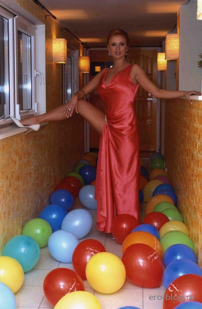 Голая обнаженная Анна Семенович интимные фото звезды