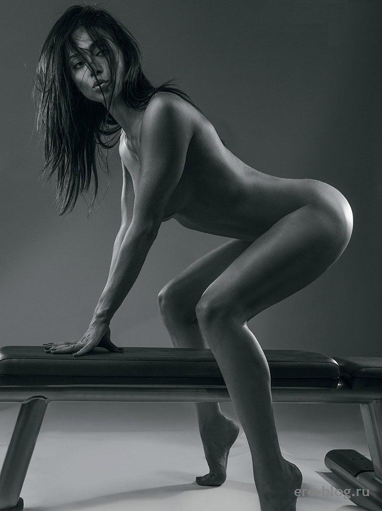 Голая обнаженная Настасья Самбурская интимные фото звезды