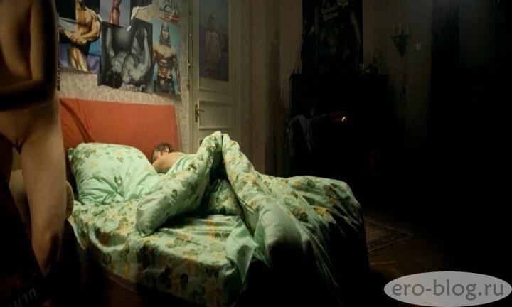 Голая обнаженная Анна Старшенбаум интимные фото звезды
