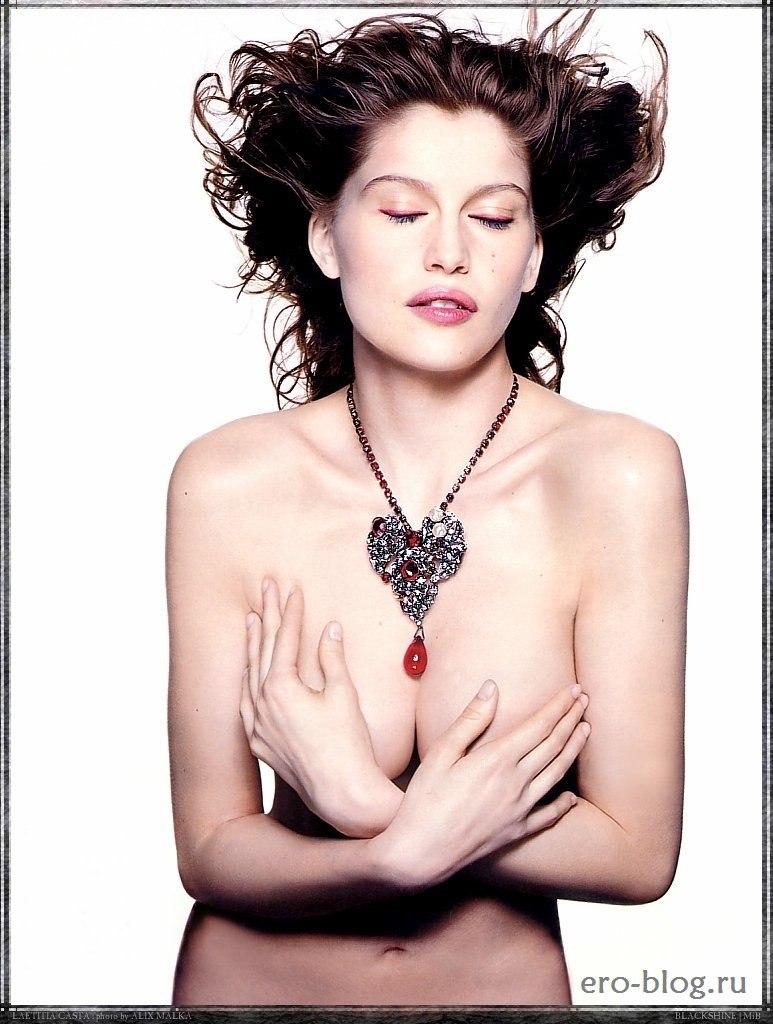 Голая обнаженная Laetitia Casta | Летиция Каста интимные фото звезды
