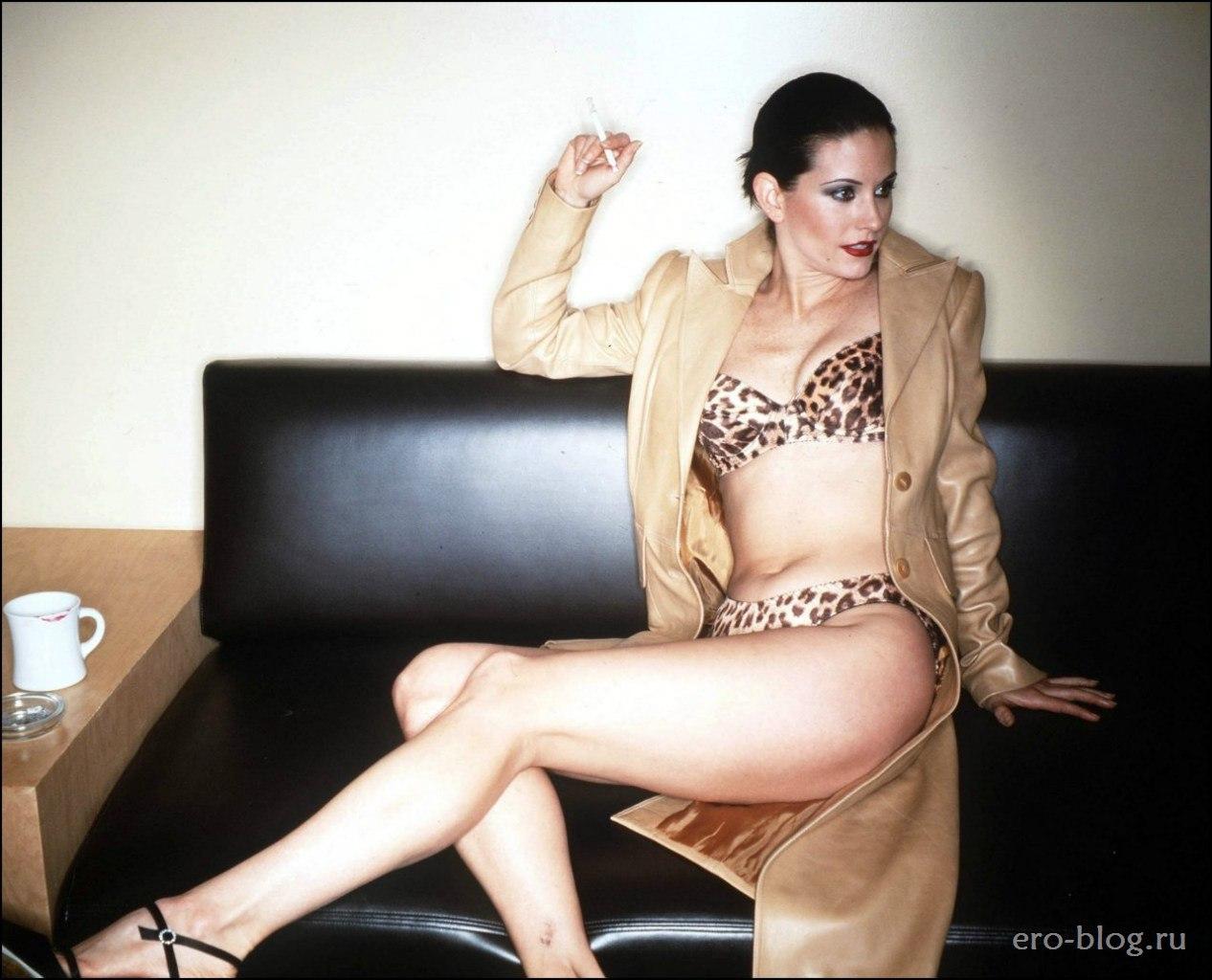 Голая обнаженная Courteney Cox | Кортни Кокс интимные фото звезды