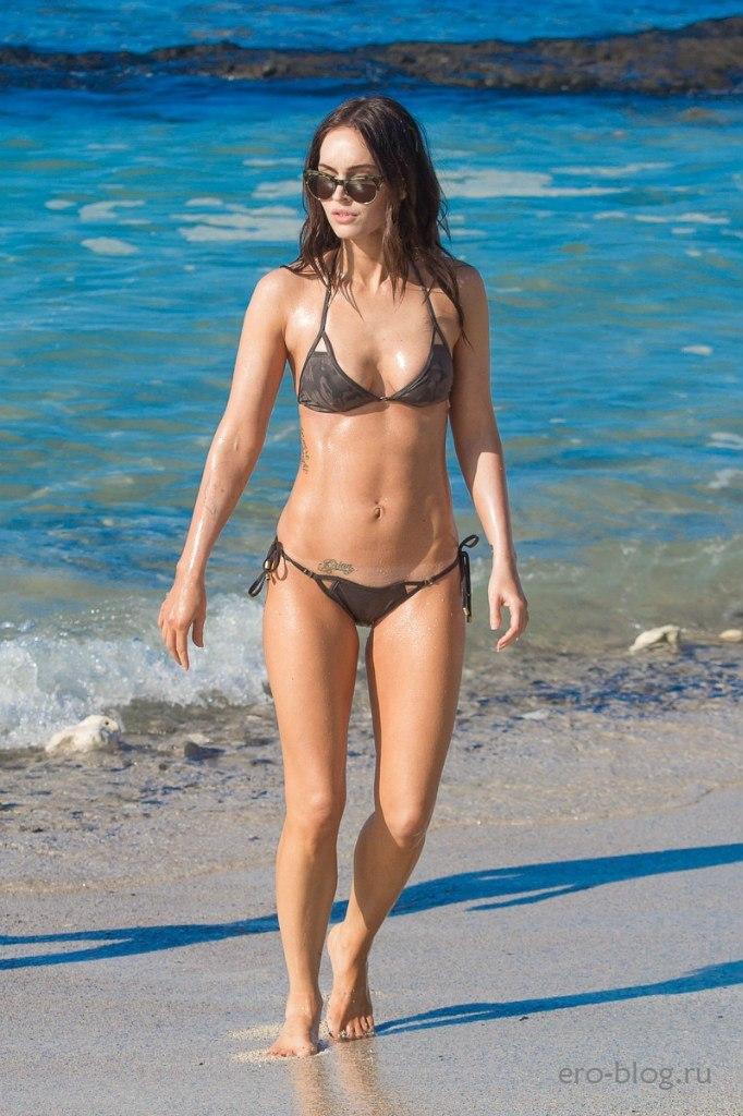 Голая обнаженная Megan Fox | Меган Фокс интимные фото звезды