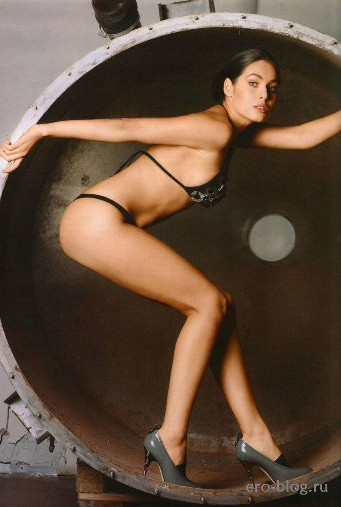 Голая обнаженная Юлия Снигирь интимные фото звезды