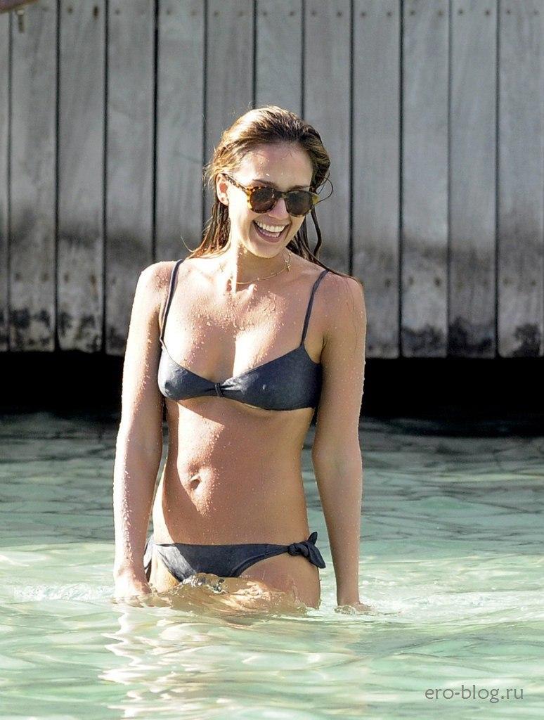 Голая обнаженная Jessica Alba | Джессика Альба интимные фото звезды