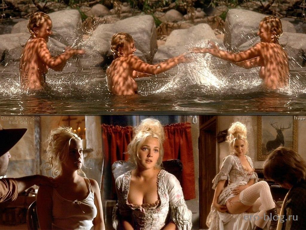 Nude drew barrymore in movie