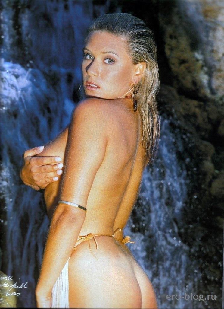 Голая обнаженная Саманта Фокс интимные фото звезды
