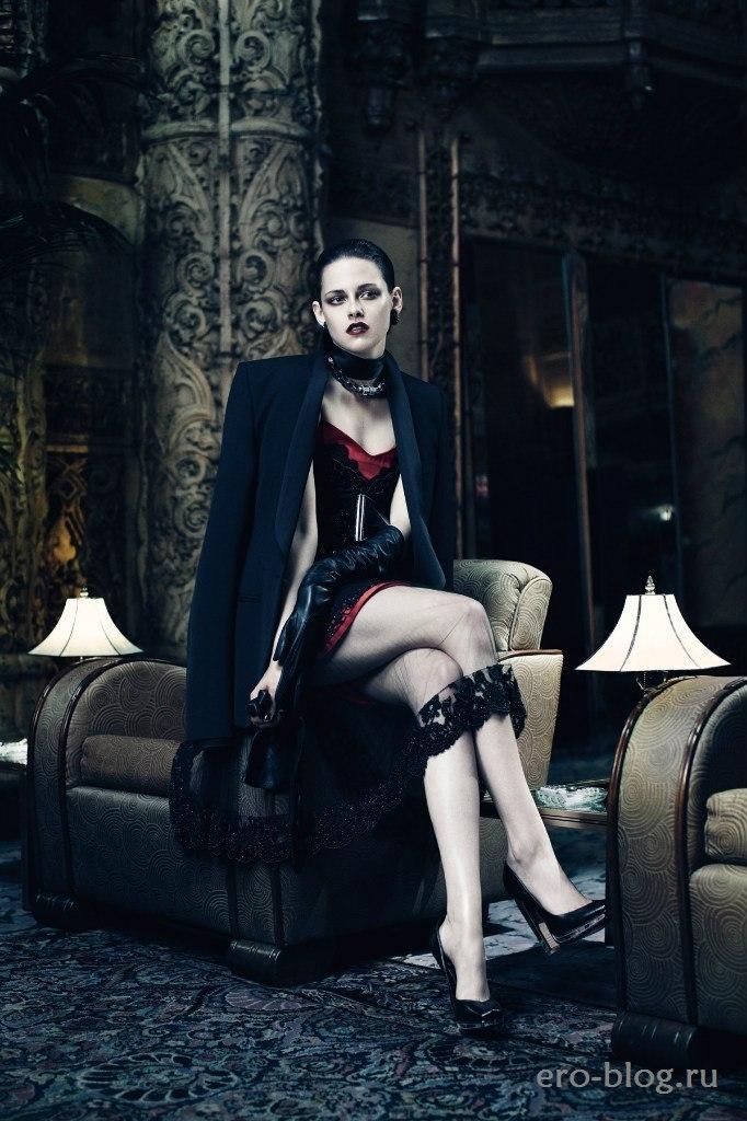 Голая обнаженная Kristen Stewart | Кристен Стюарт интимные фото звезды