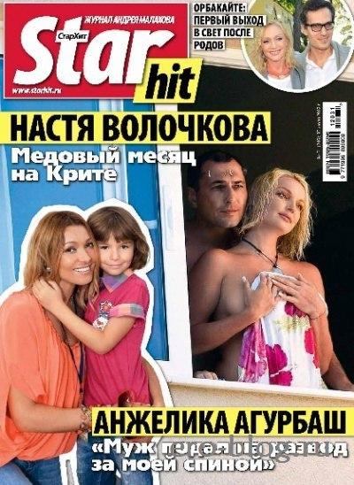 Голая обнаженная Анастасия Волочкова интимные фото звезды