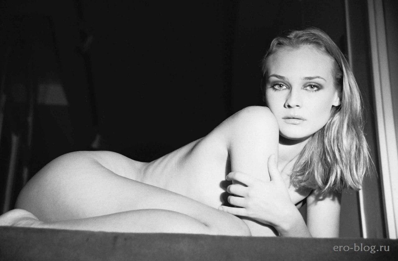 Голая обнаженная Diane Kruger | Дайан Крюгер интимные фото звезды