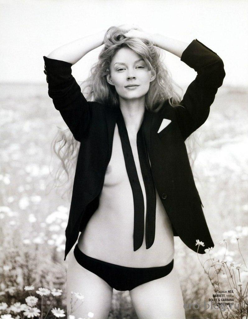 Голая обнаженная Светлана Ходченкова интимные фото звезды