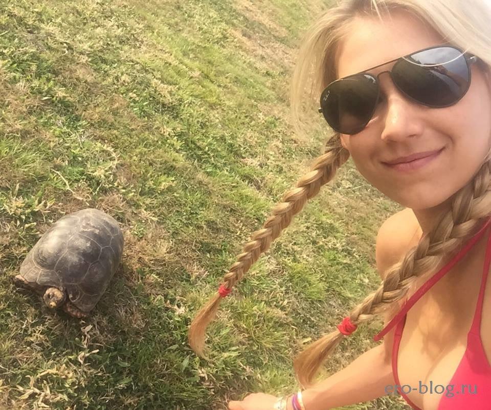 Голая обнаженная Анна Курникова интимные фото звезды