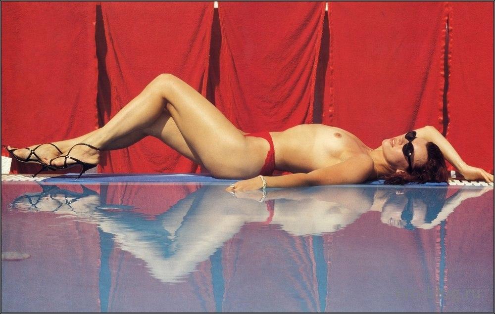 Голая обнаженная Лада Дэнс интимные фото звезды