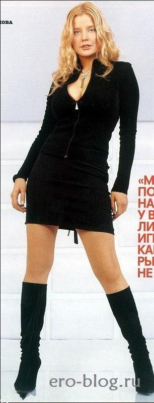 Голая обнаженная Татьяна Арно интимные фото звезды