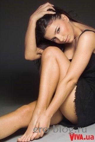 Голая обнаженная Ани Лорак интимные фото звезды