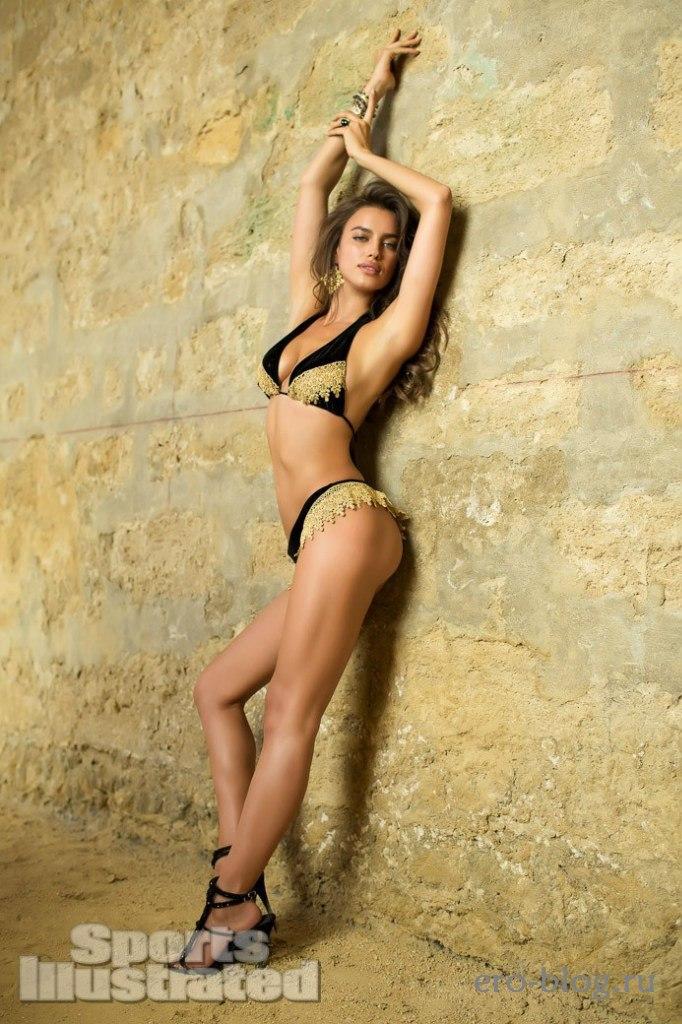 Голая обнаженная Irina Shayk | Ирина Шейк интимные фото звезды