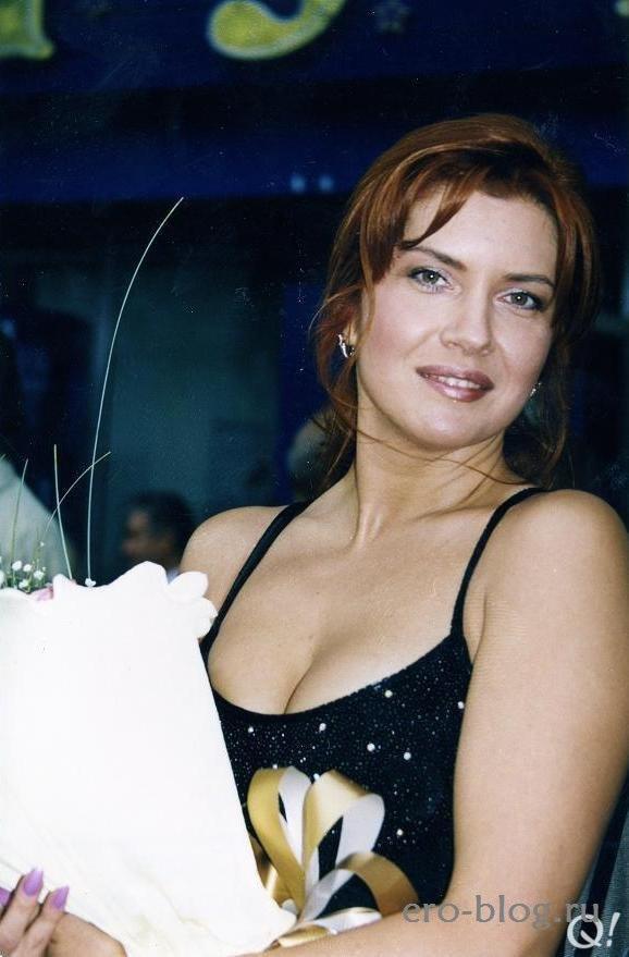 Голая обнаженная Вера Сотникова интимные фото звезды