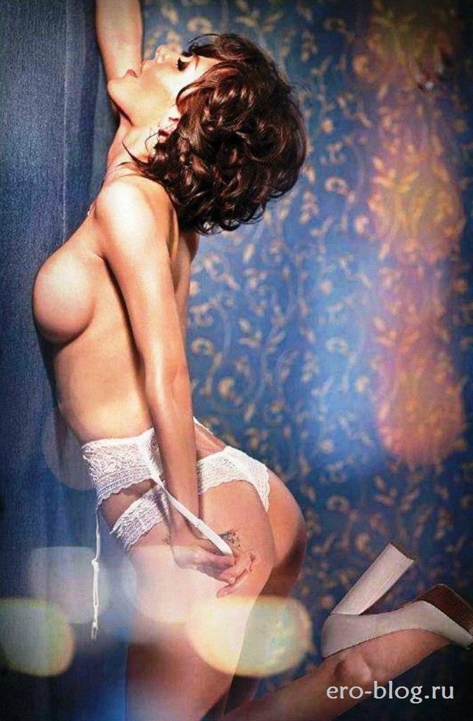 Голая обнаженная Эрика (MamaRika) интимные фото звезды