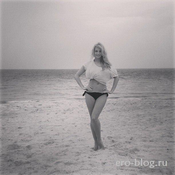 Голая обнаженная Татьяна Котова интимные фото звезды