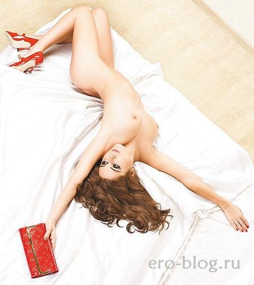 Голая обнаженная Марина Штода интимные фото звезды