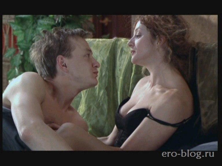 Голая обнаженная Анна Банщикова интимные фото звезды