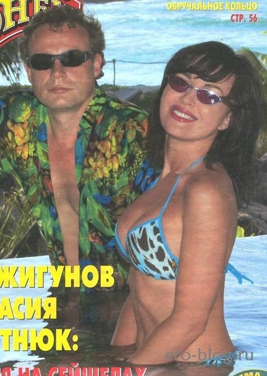 Голая обнаженная Анастасия Заворотнюк интимные фото звезды