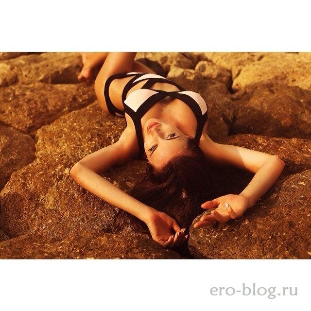 Голая обнаженная Ольга Рудыка интимные фото звезды