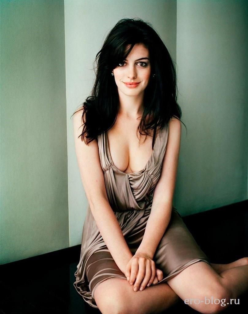 Голая Anne Hathaway фото, Обнаженная Энн Хэтэуэй