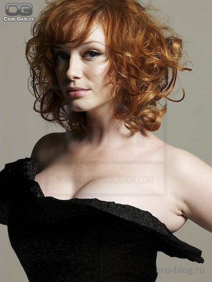Голая обнаженная Christina Hendricks | Кристина Хендрикс интимные фото звезды