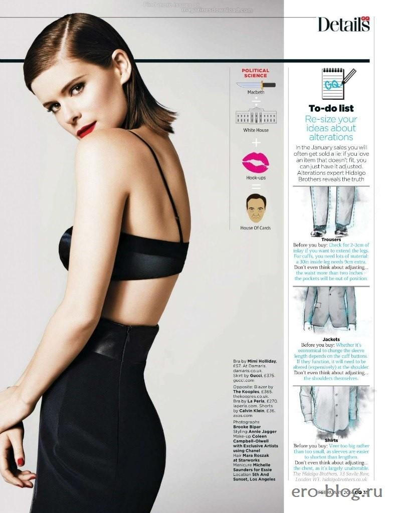 Голая обнаженная Kate Mara | Кейт Мара интимные фото звезды