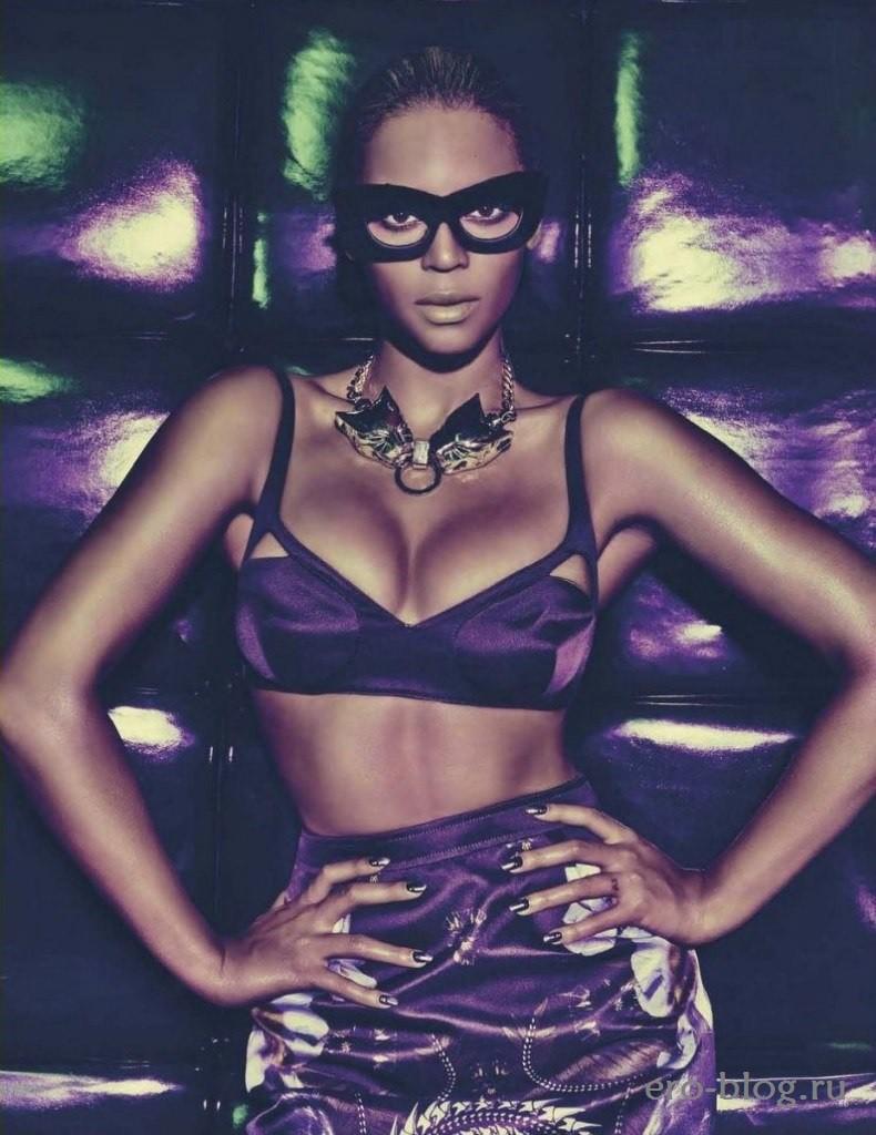 Голая обнаженная Beyonce | Бейонсе интимные фото звезды
