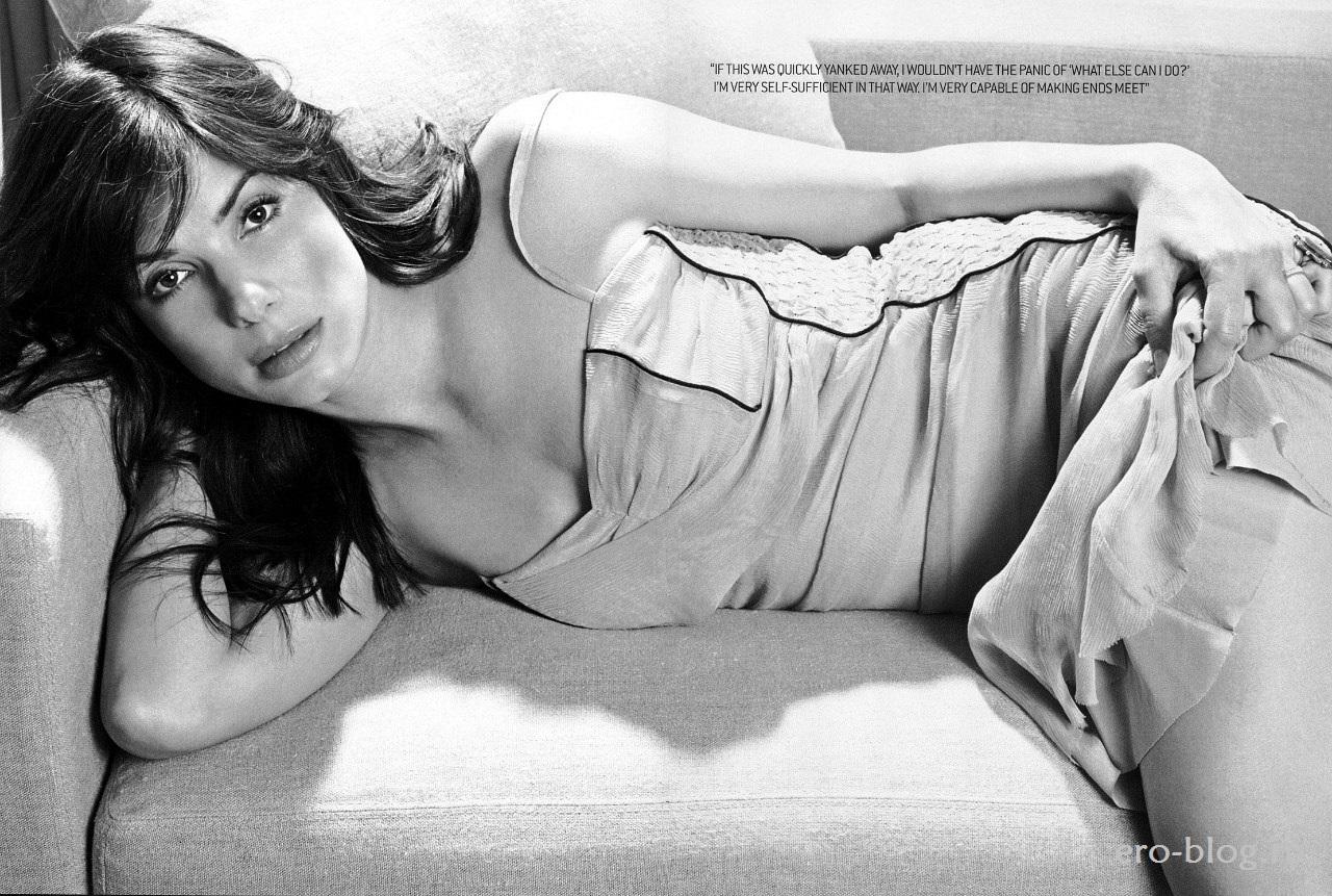 Голая обнаженная Sandra Bullock | Сандра Буллок интимные фото звезды