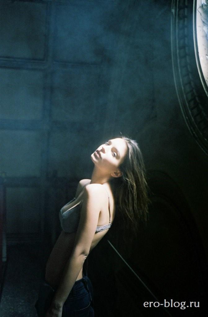 Голая обнаженная Emily Ratajkowski | Эмили Ратажковски интимные фото звезды