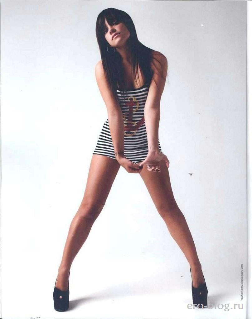 Голая Lily Allen фото, Обнаженная Лили Аллен