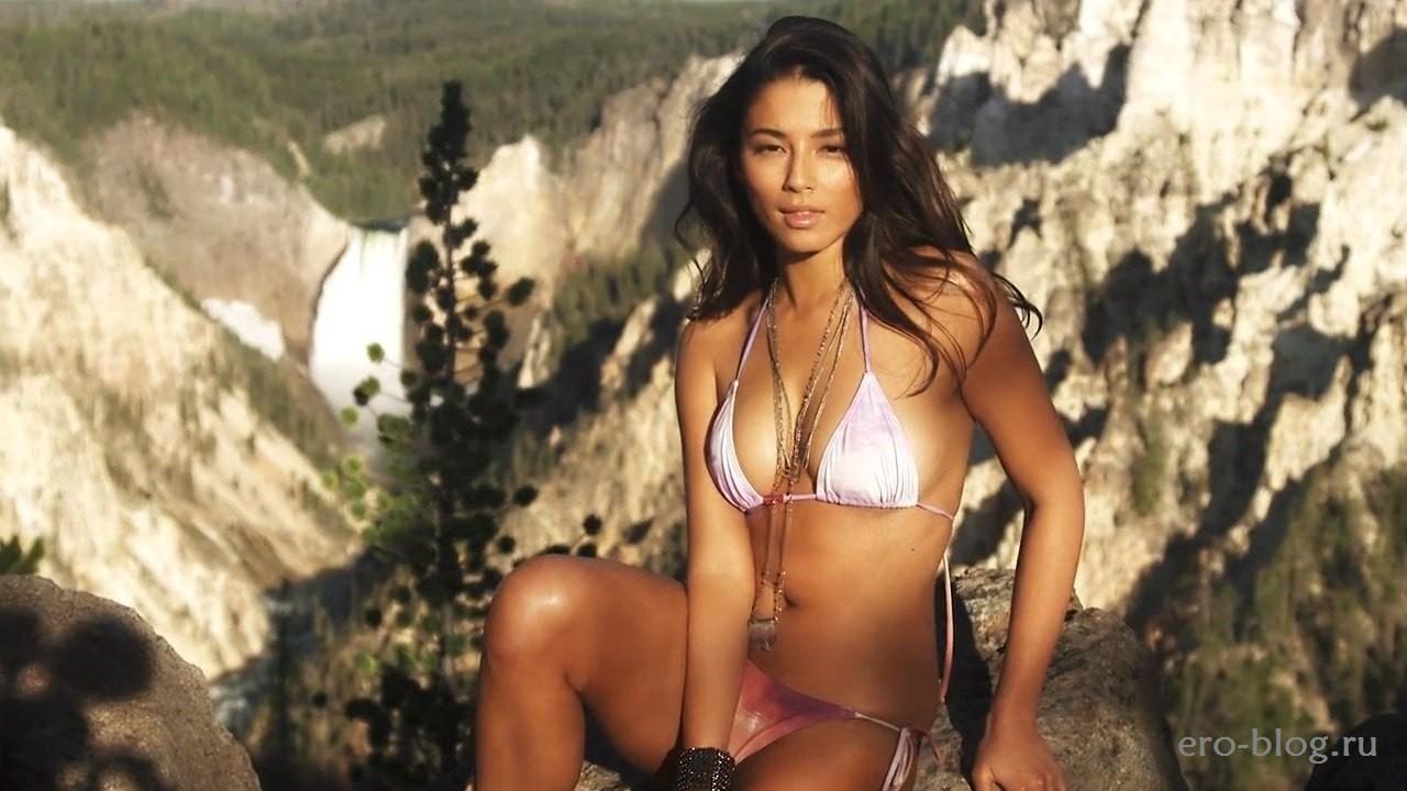 Голая обнаженная Jessica Gomes | Джессика Гомес интимные фото звезды