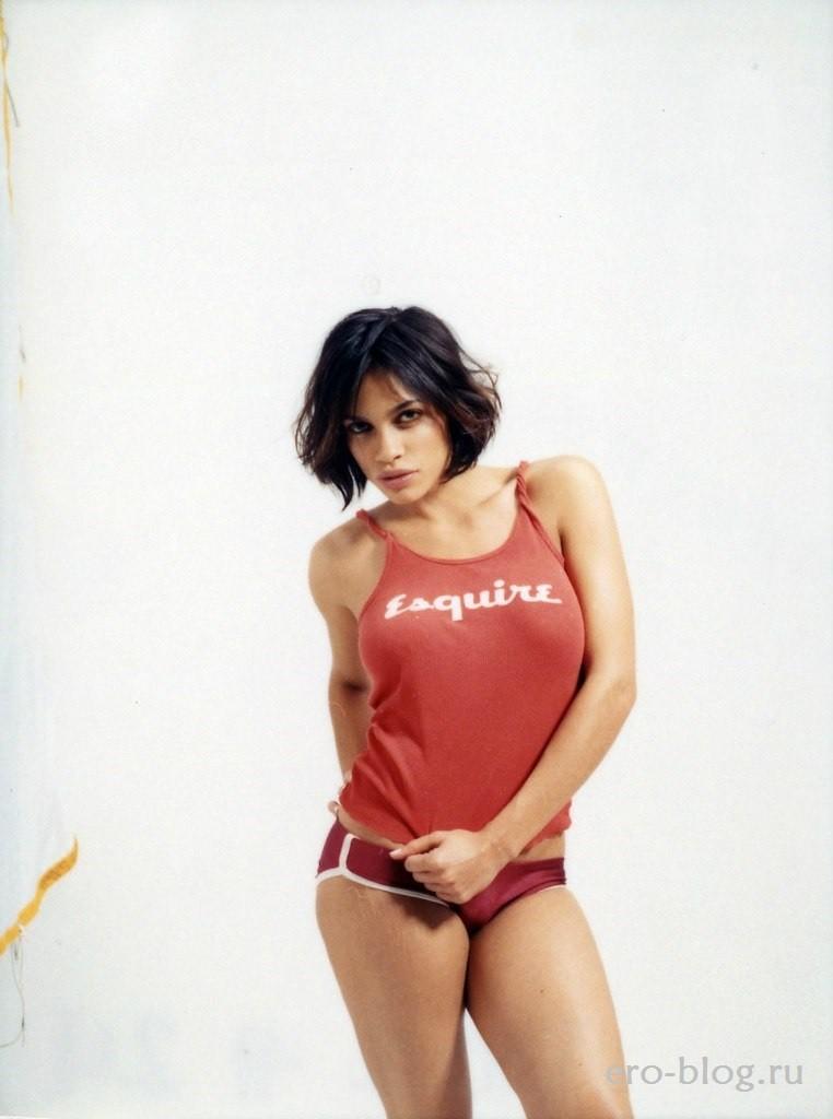Голая обнаженная Rosario Dawson | Розарио Доусон интимные фото звезды