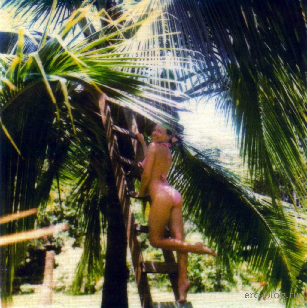 Голая обнаженная Кайли Миноуг интимные фото звезды