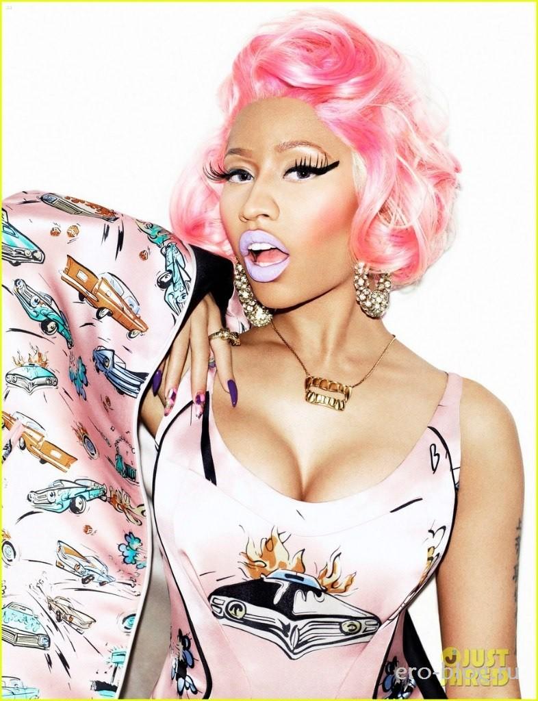 Голая обнаженная Nicki Minaj | Ники Минаж интимные фото звезды