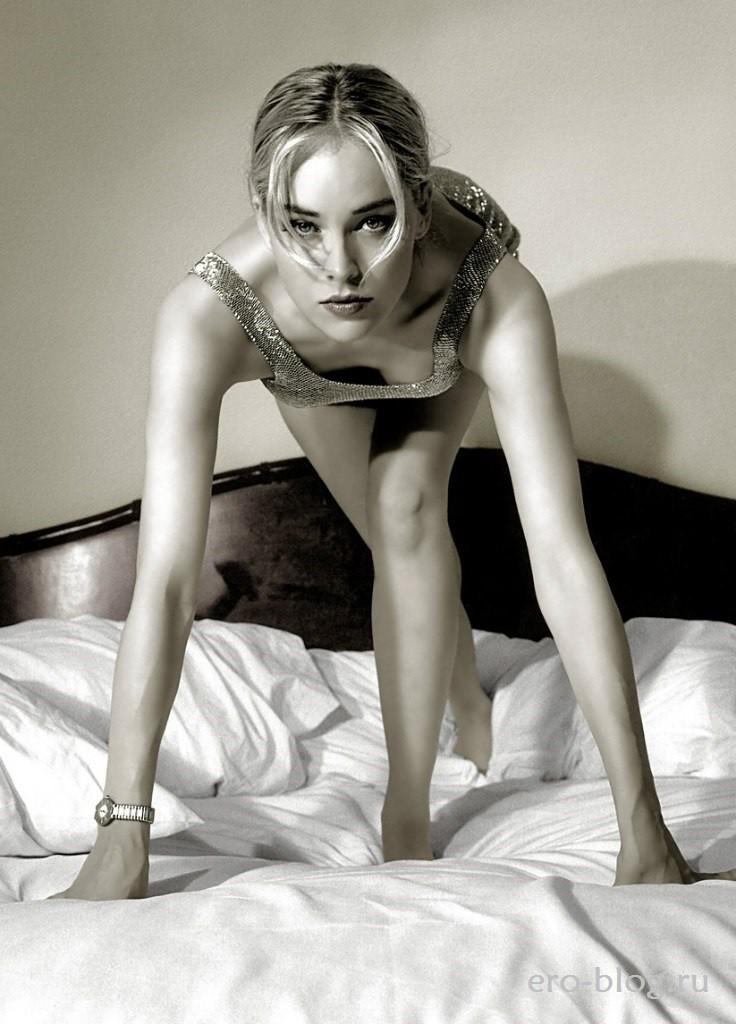 Голая Sharon Stone фото, Обнаженная Шэрон Стоун