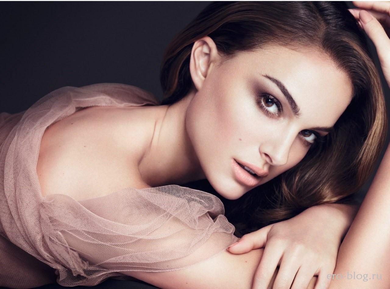 Голая обнаженная Natalie Portman | Натали Портман интимные фото звезды