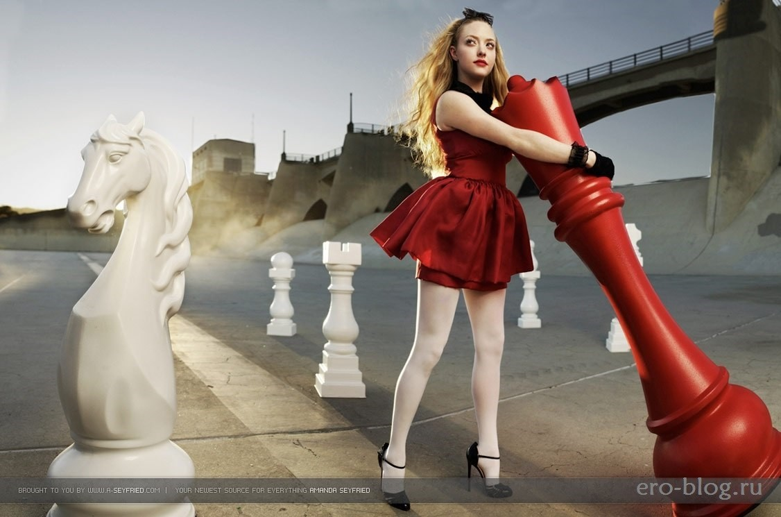 Голая обнаженная Amanda Seyfried | Аманда Сейфрид интимные фото звезды