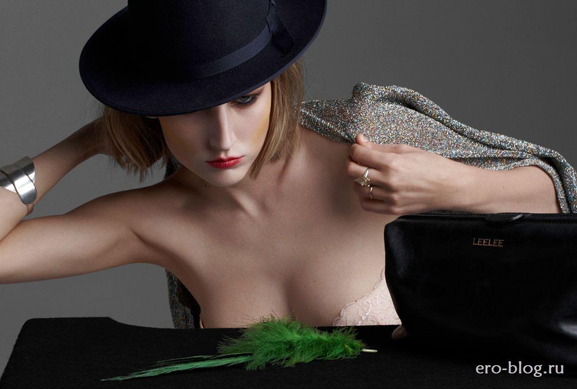 Голая обнаженная Leelee Sobieski | Лили Собески интимные фото звезды